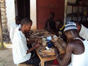 riemen makers Malindi Market
